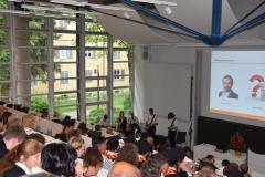 Hochschul-Absolventenfeier, Rosenheim, 2017