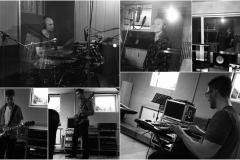 Glückskind-Studiosession @ Dorian Gray Studios, Eichenau, 2017