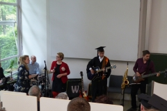 Hochschul-Absolventenfeier, Rosenheim, 2018