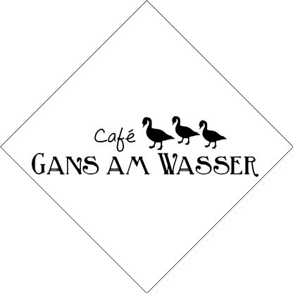 Café Gans am Wasser-Logo